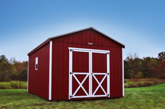 The Woodtex Brand Has Been Synonymous With Storage Sheds Since 1983.